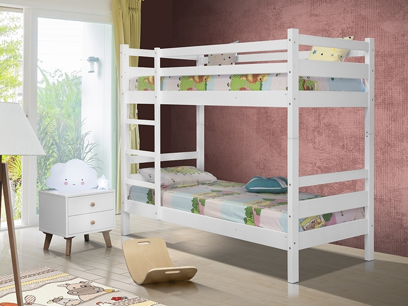 KIDS BUNK BED ROSE