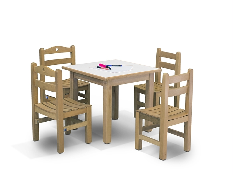SET CHAIR TABLE