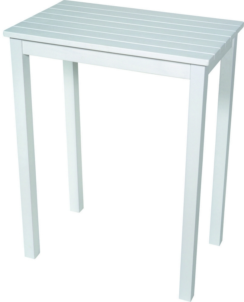 Assembled  Bar ISIO Table