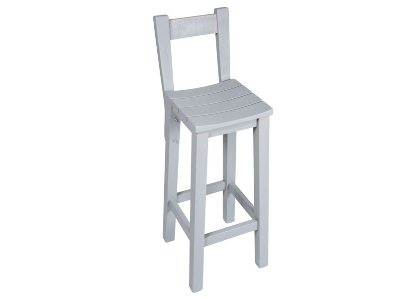 Bar Stool KOILO with �ack - S107