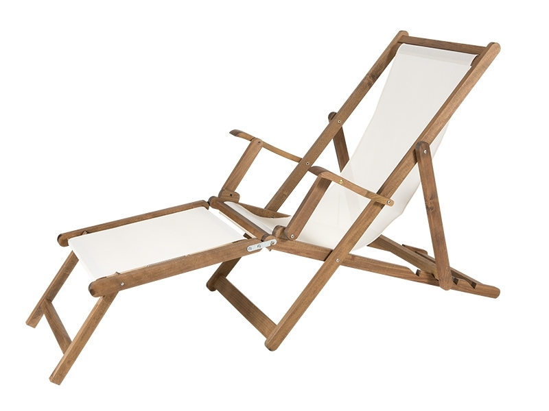 Beach Chaise Longue - K 4001