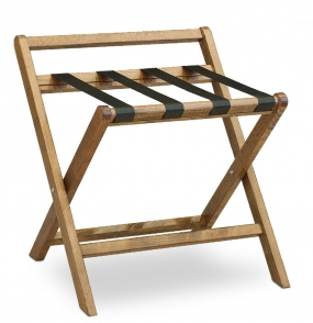 Baggage  Stool With Back