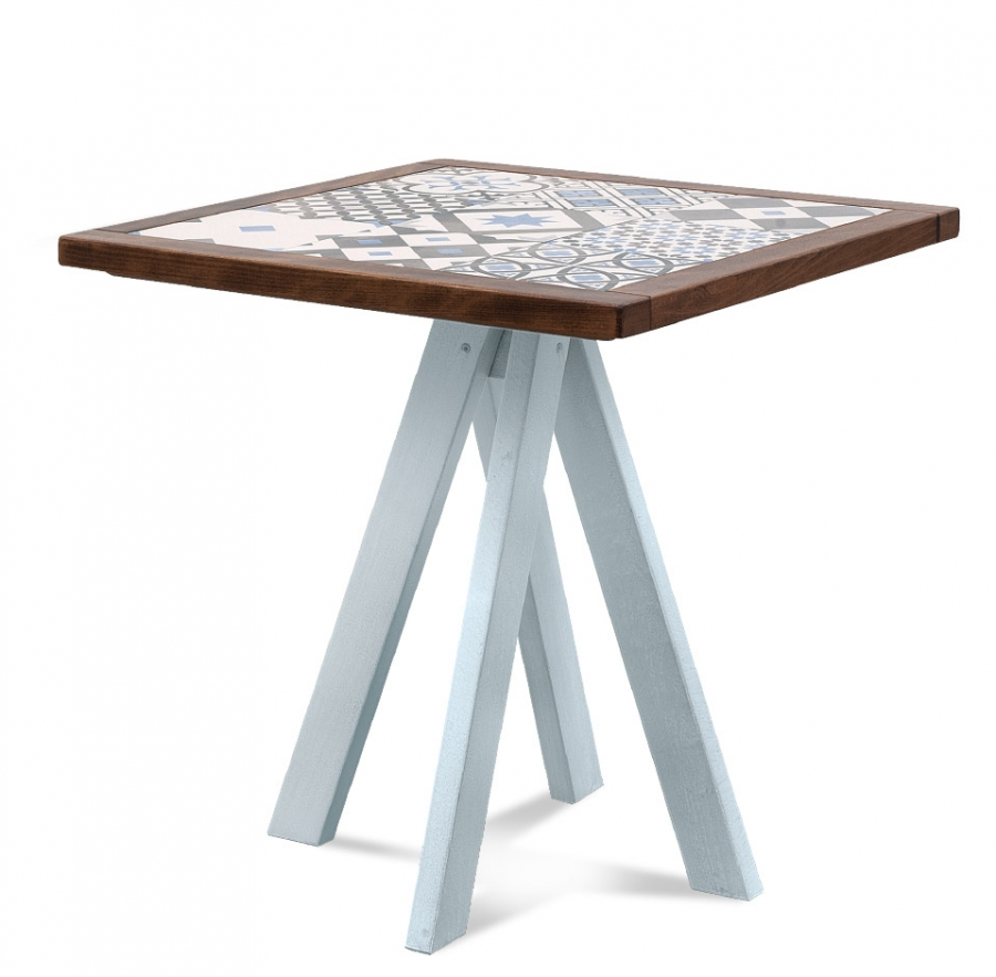 Assembled Table PANDORA TILE
