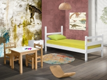 KIDS BED ROSE