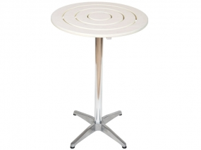 Bar Table  - Aluminum Basis - KRONOS