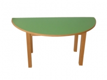 Toddler Table - Hemicycle