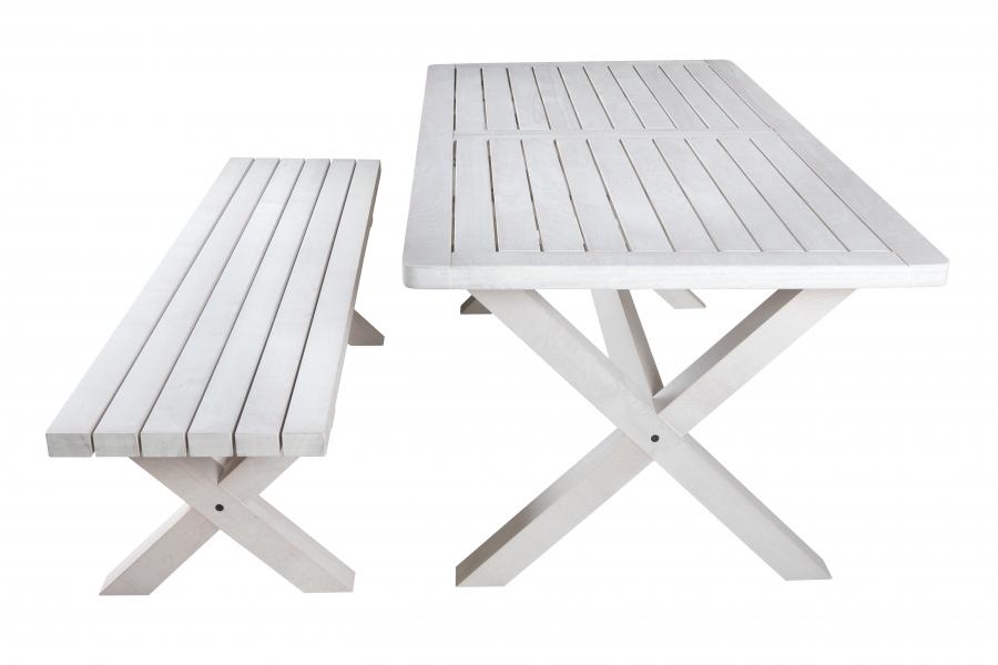 Assembled Table APOLLON